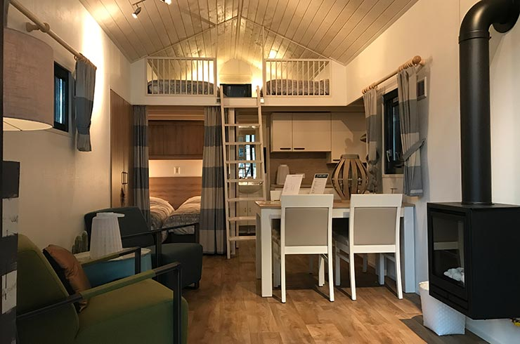 Chalet Duinlodge - Showroom 3
