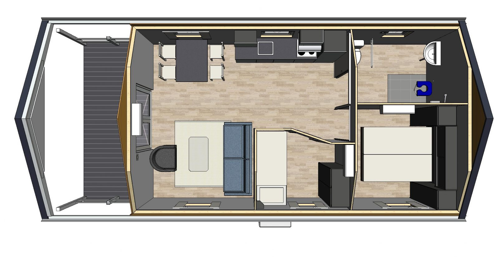 Chalet Lodge voorbeeld 2