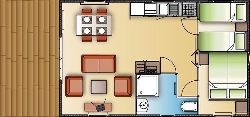 Chalet Lodge voorbeeld 5
