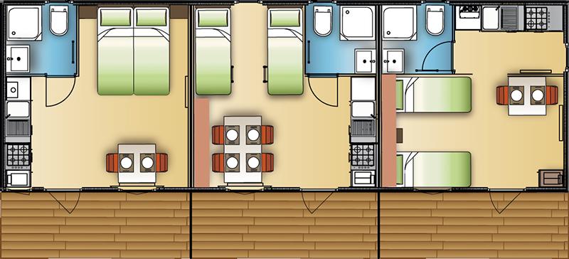 Chalet Lodge voorbeeld 6