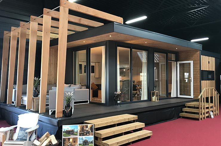 Chalet Newbay - Showroom 1