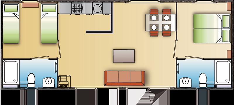Chalet Newbay voorbeeld 5