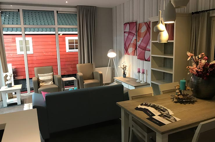Chalet Newport - Showroom 2