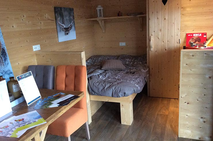 Chalet Woodlodge - Showroom 2