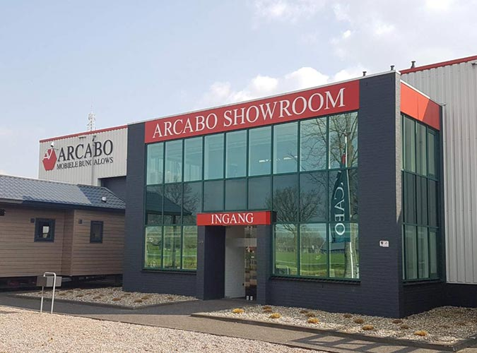 Showroom - Over ARCABO